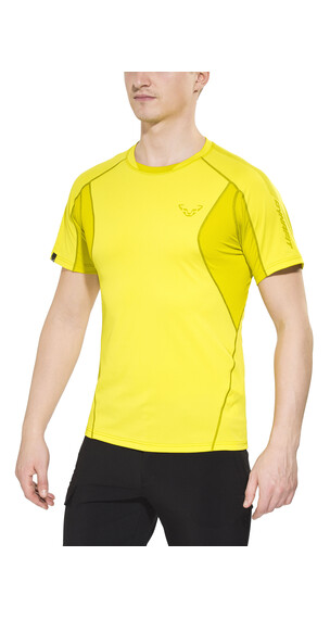 Dynafit Trail Men S/S Tee citro